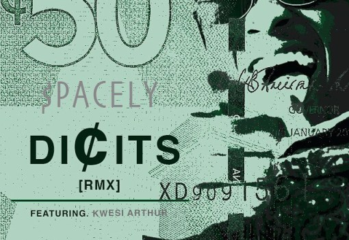 $pacely and Kwesi Arthur Are All About The Bag on Digits Remix
