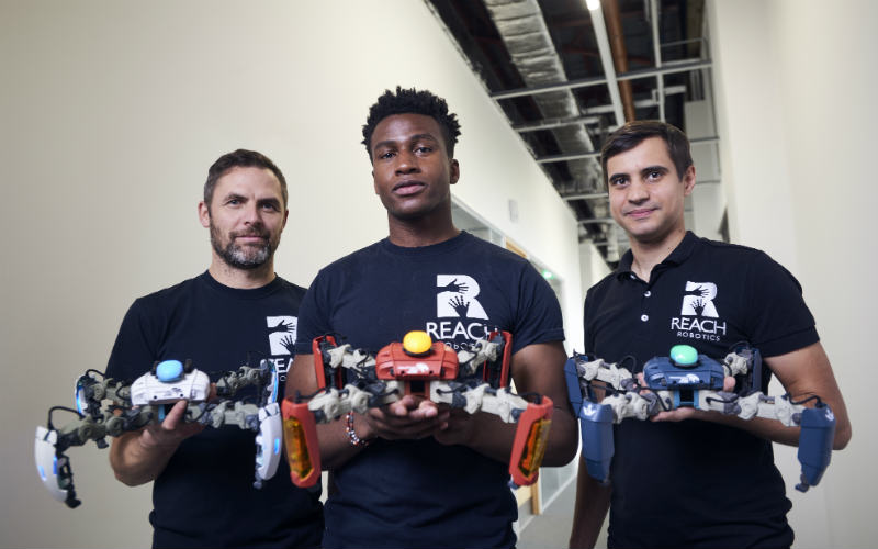 Silas Adekunle is Impacting World Robotics Scene One Robot At A Time