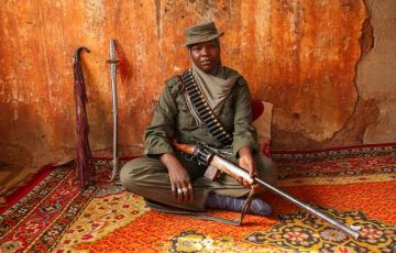 Watch The Front Line Battles Against Insurgency in 'Aisha: Boko Haram Huntress'