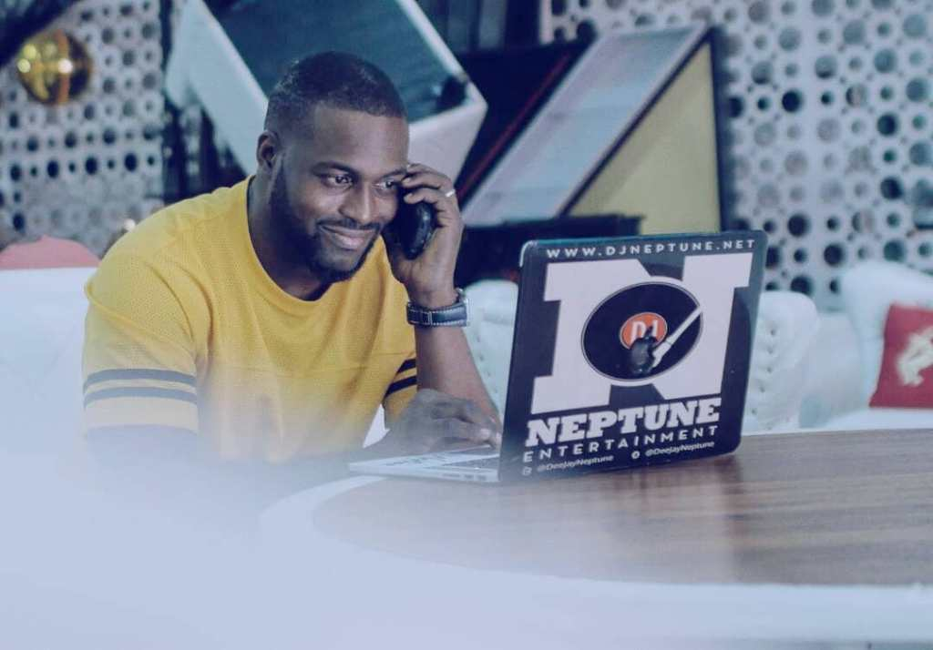 DJ Neptune Keeps It Coming With Video for Wait Featuring Kizz Daniel