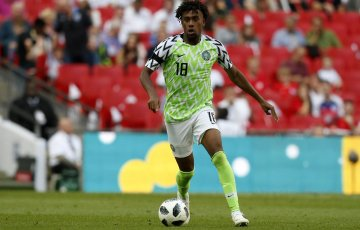 Super Eagles Lose By One In Pre-World Cup Friendly Against England