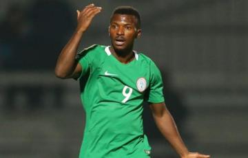 Ibadan born forward, Olanrewaju Kayode has completed a deal that will send him from to Ukrainian side Shaktar Donetsk on a five year contract from Manchester City.