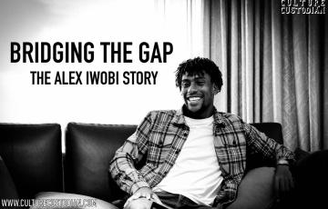 Born in Lagos, raised in London, @alexiwobi is bridging the gap between two worlds. @MayowaIdowu tells his story.