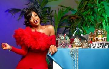 SlayPerUsual : Chioma 'Good Hair' Ikokwu's Birthday Shoot!