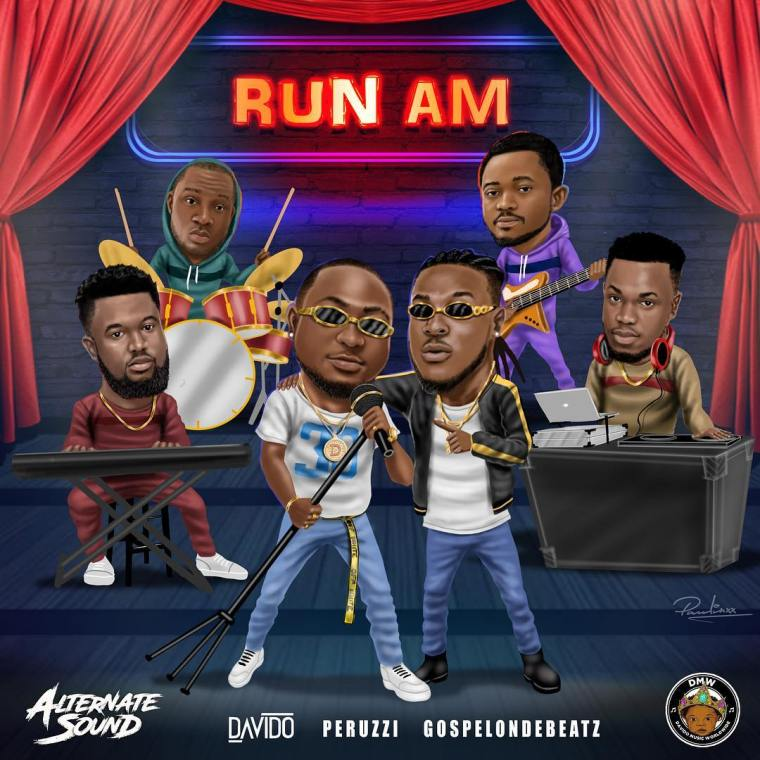Davido and Peruzzi Join GospelOnDeBeatz On 'Run Am'