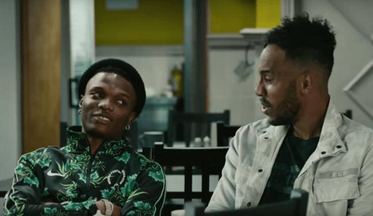 Mutay, Wizkid and Tiwa Savage Feature in Nike's Awaken The Phantom Ad