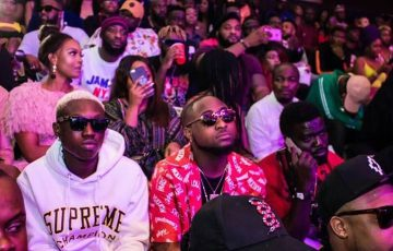 Davido and Zlatan team up for Bum Bum