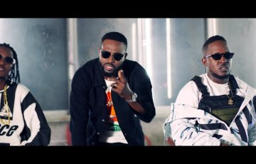 DJ Neptune Blood and Fire video