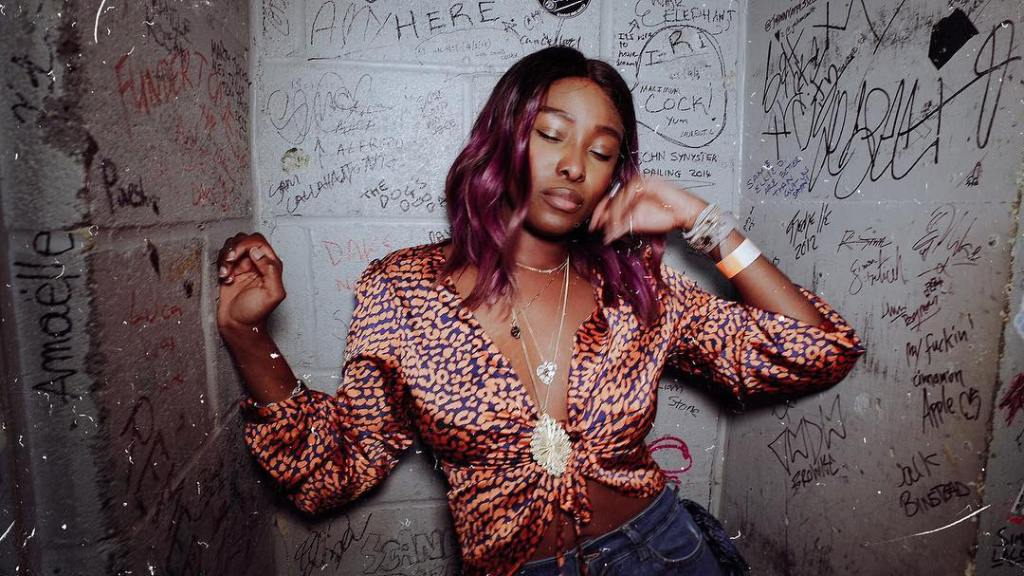 Tolani Otedola is Lovetsrung on 'Ba Mi Lo' featuring Reekado Banks