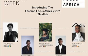Fashion Focus Africa 2019