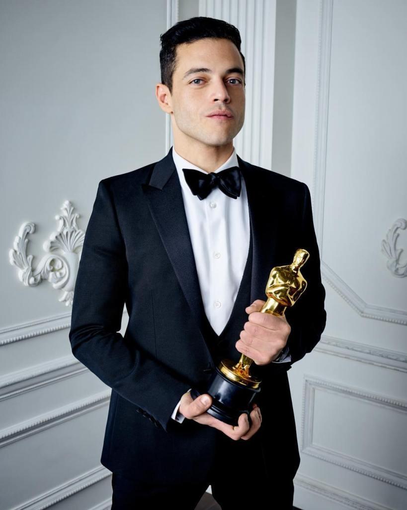 Oscars 2019 - Rami Malek