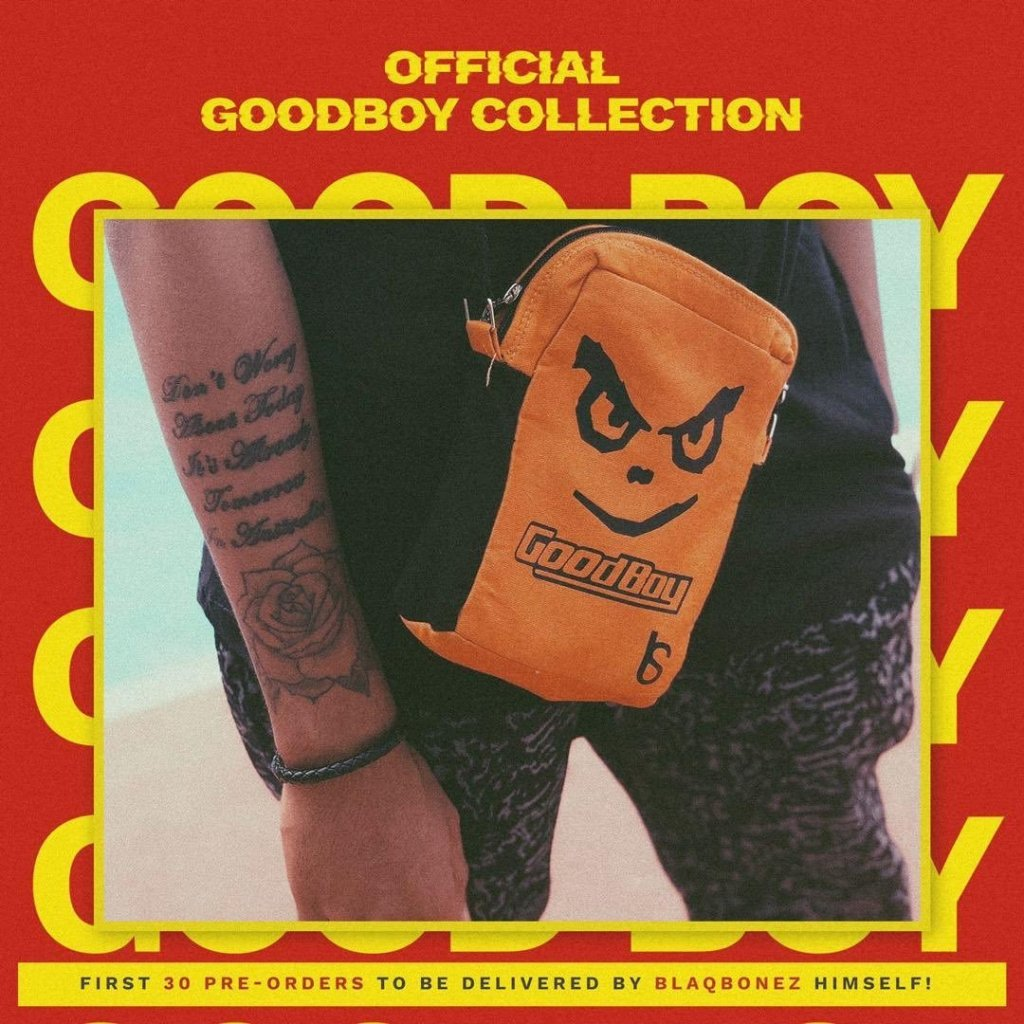 Blaqbonez GOODBOY collection
