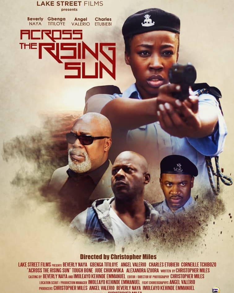Trailer for Across the rising run