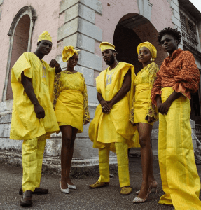 Odunsi makes a grand entry to Lagos partylife In Video For Star Signs