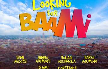 Looking for Baami teaser starring Femi Jacobs and Bimbo Ademoye