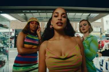 Jorja Smith And Burna Boy Are A Delight To Watch In Video For 'Be Honest'