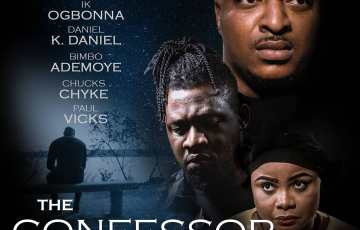 The Confessor trailer ik ogbonna