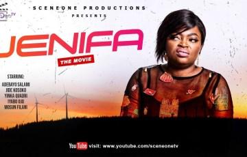 Funke Akindele Jenifa on Youtube
