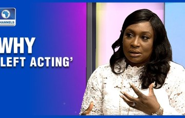 Ego Boyo on Channels TV Rubbin Minds discussing Nollywood cinema politics