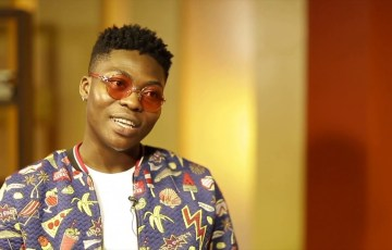 Reekado Banks Discuss 'Rora', upcoming Album on Ebonylife TV