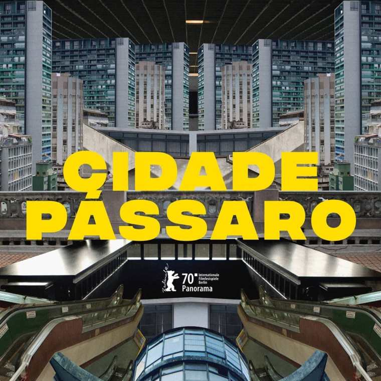 O. C. Ukeje is Going to Berlinale 2020 with 'Cidade Passaro (Shine Your Eyes)'