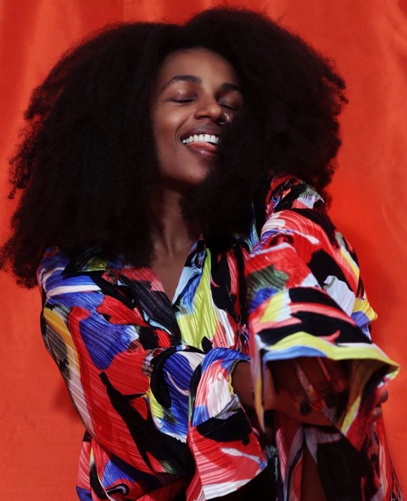 Yagazie Emezi for Orange Culture