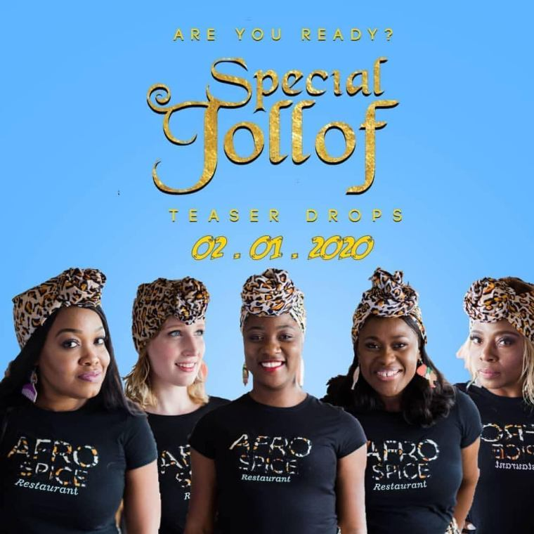 Royal Arts Academy has released the trailer for Special Jollof, Emem Isong's romantic comedy centered on xenophobia.