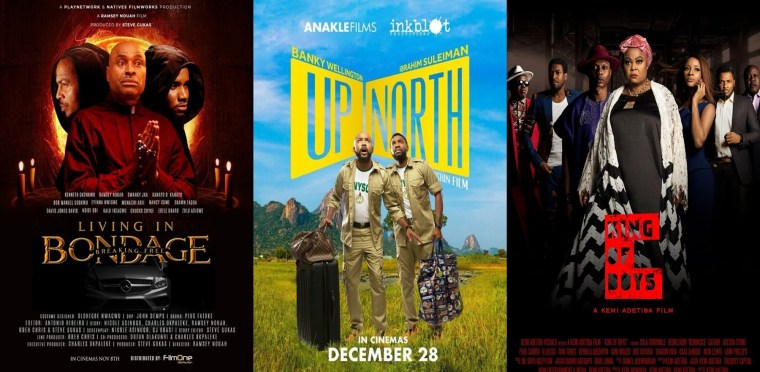 the rise of non-comedy blockbuster in Nollywood