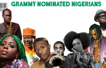 The Brief History of Grammy-Nominated Nigerians
