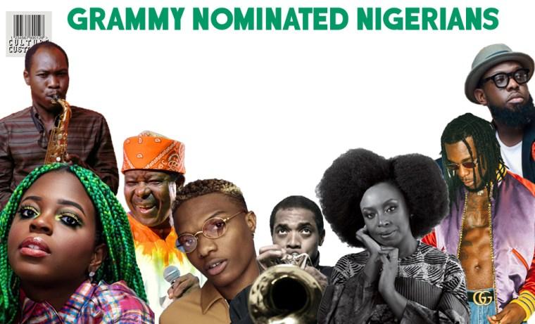 The Brief History of Grammy-Nominated Nigerians