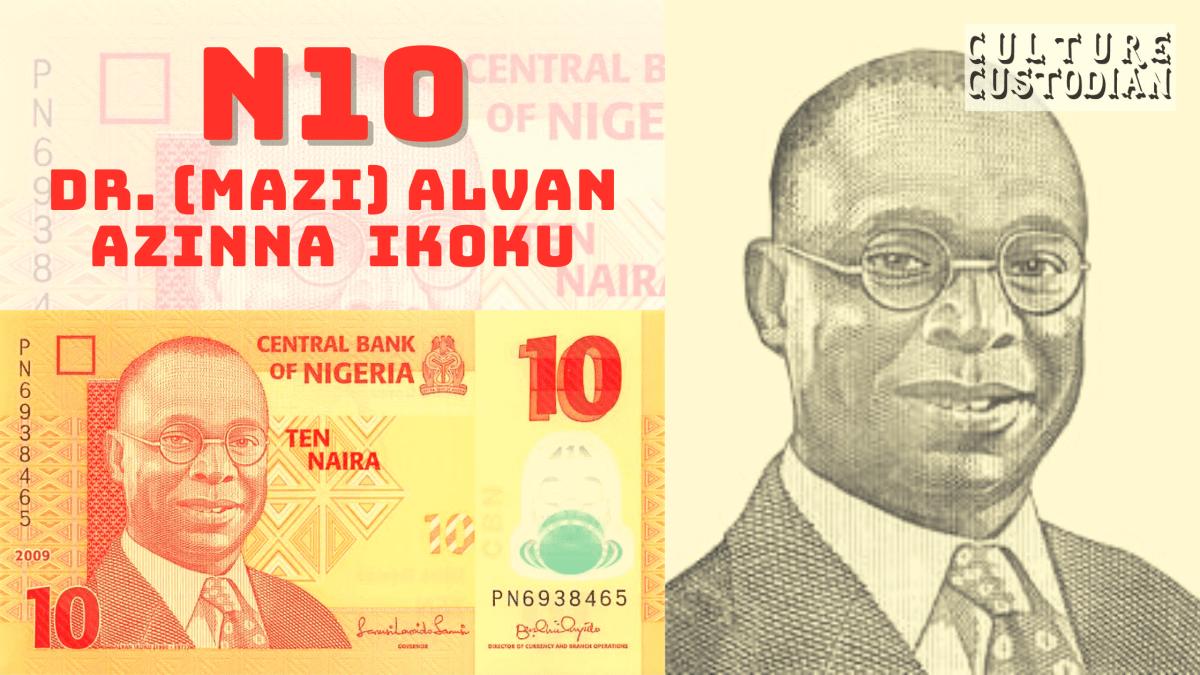10 Naira note