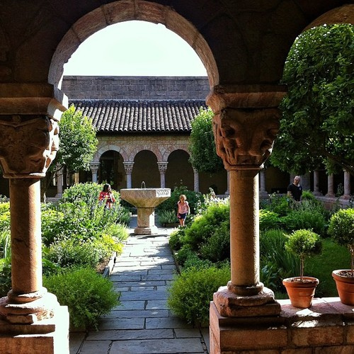The Cloisters Garden