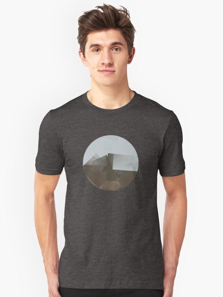 Culturedarm Logo Charcoal Heather Unisex T-Shirt