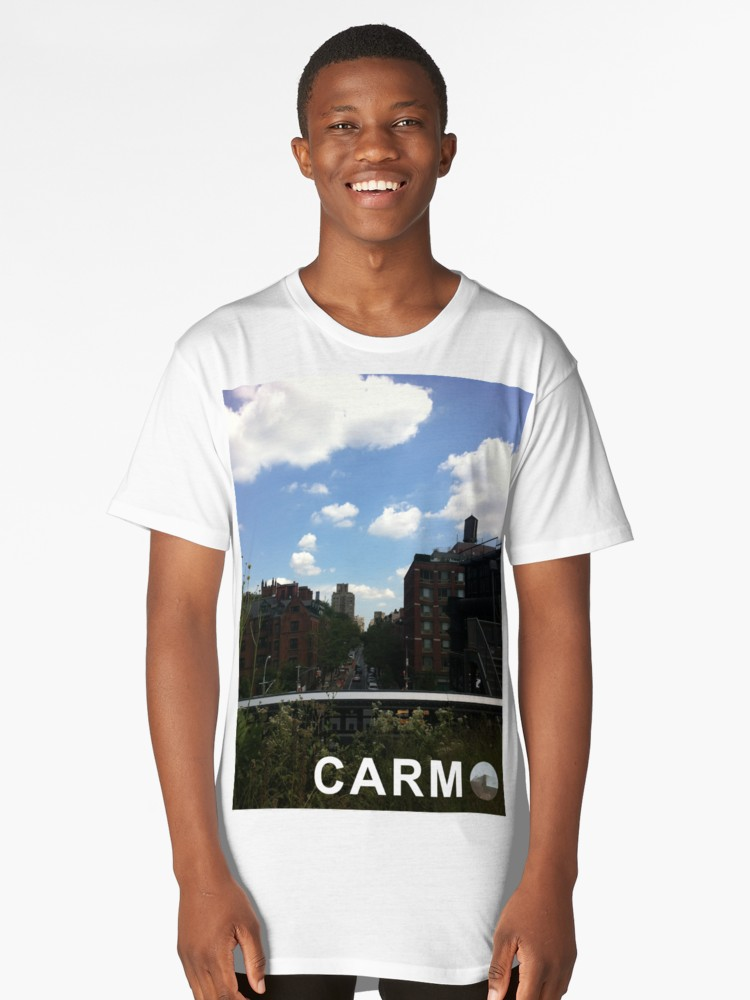 Culturedarm CARM High Line Long T-Shirt
