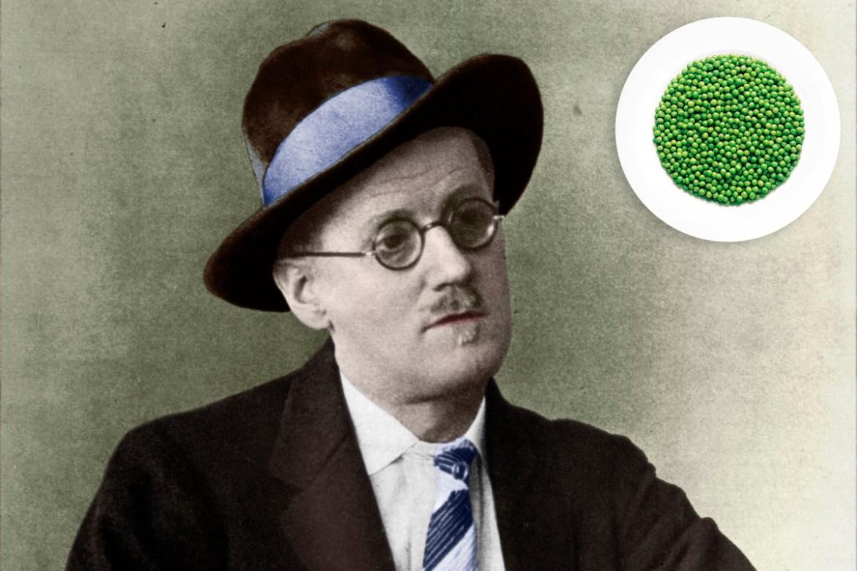 James Joyce Coloured 2