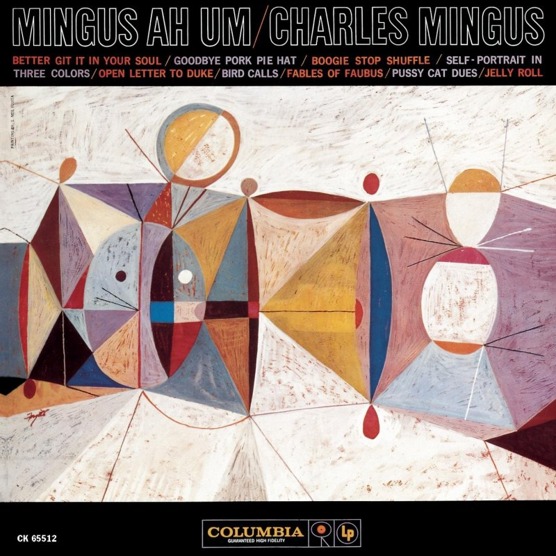 Image result for mingus ah um cover art