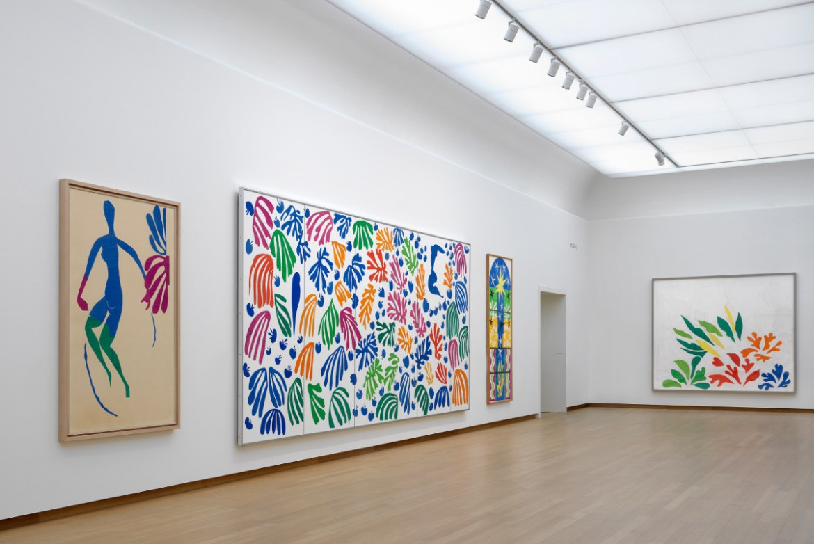 Oasis of Matisse 1