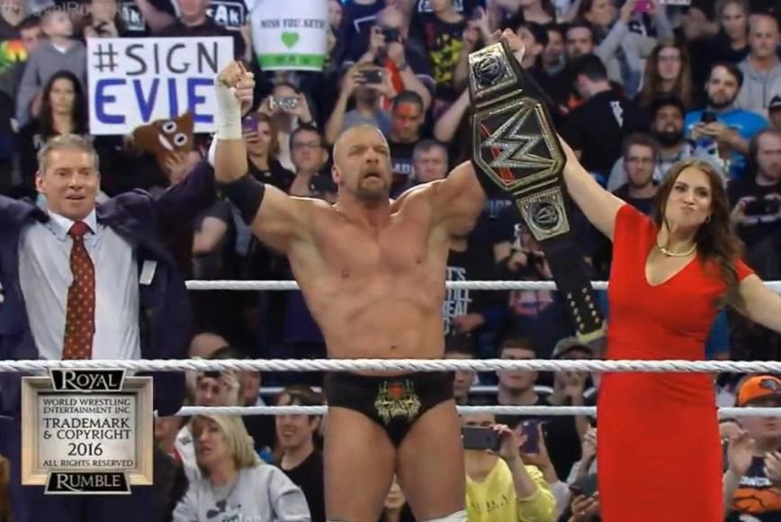 Royal Rumble 4