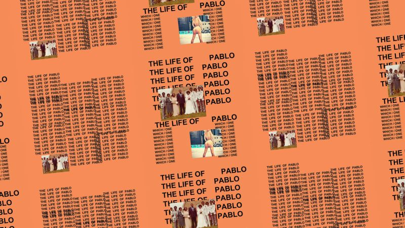 The Life of Pablo 1