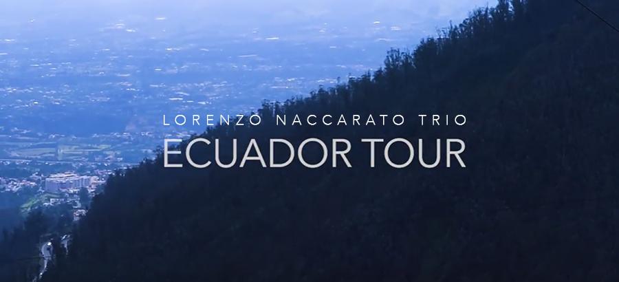SLIDE ECUADOR TOUR