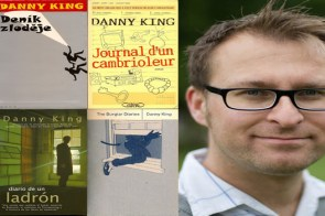 DannyKing books