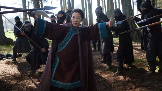 Netflix Cause Controversy with Crouching Tiger, Hidden Dragon Sequel