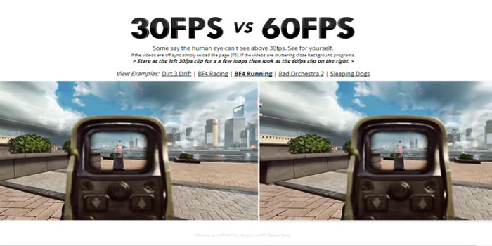 30fps vs  60fps: The Definitive Way to Tell the Difference