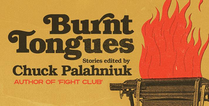 Burnt Tongues book