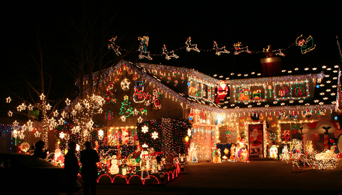 How to Deal with Your Neighbor's Never-Ending Christmas Displays