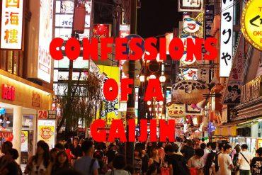 Confessions of a Gaijin