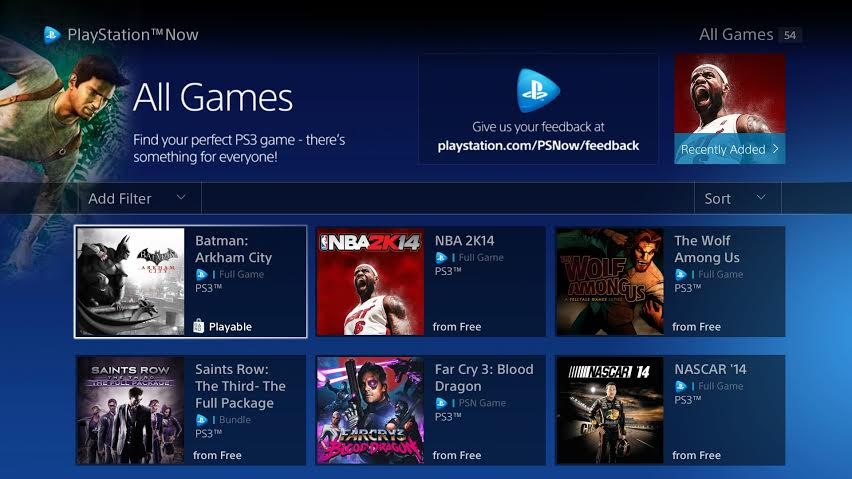 ps now free trial charge