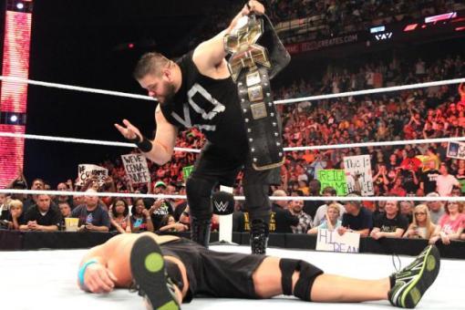 Owens vs Cena