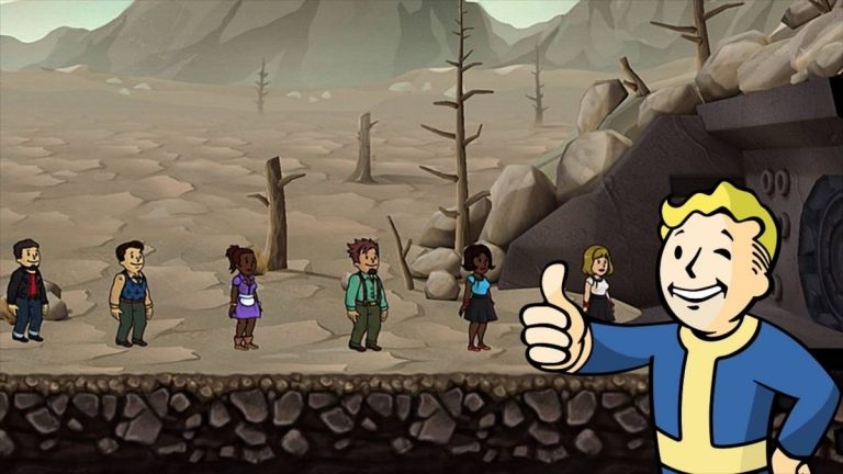 E3 2018: Fallout Shelter Coming To PS4 And Switch | Cultured
