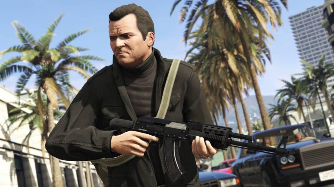 GTA V: Best PS4 Action Games